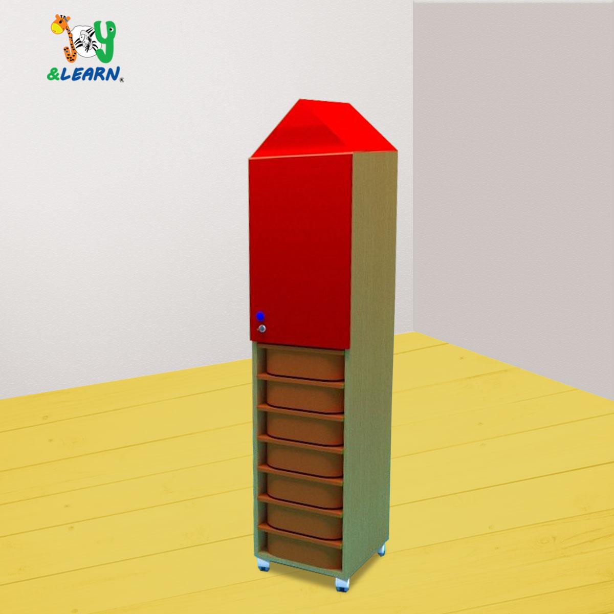 برج ضلفه علويه+4درج صغير