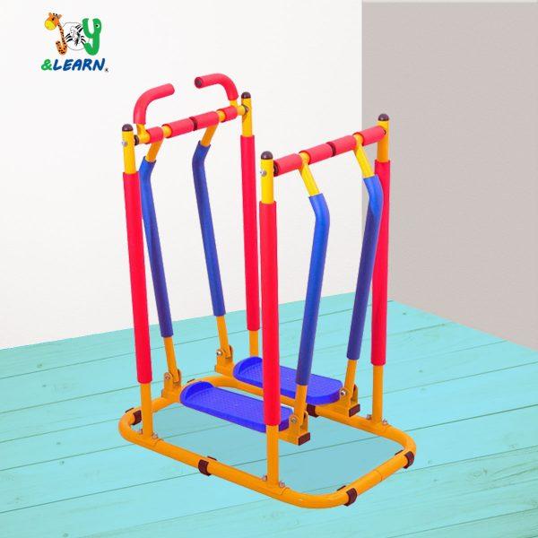 جهاز مشي اطفال العاب جيم اطفال لزيادة اللياقة البدنية لدي الطفل بشكل مرح ومسلي للطفل