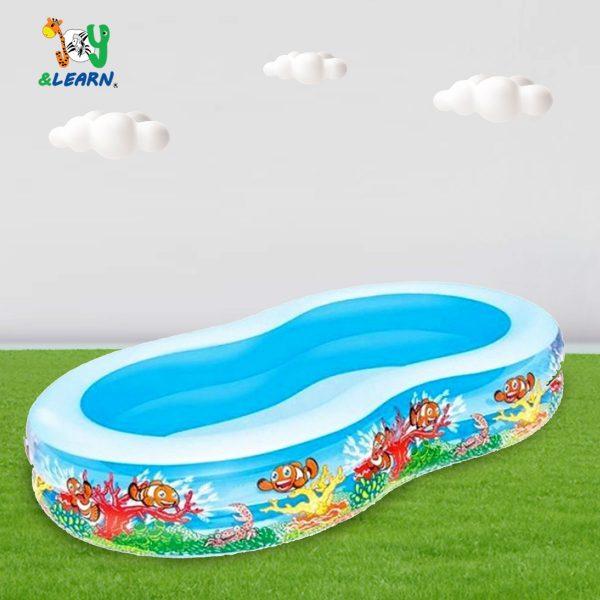 حمام سباحة اطفال